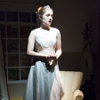 Grace as ghost